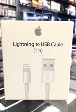 Brand New - Genuine Apple 1m Lightning to USB Cable