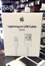 Brand New - Genuine Apple 2m Lightning to USB Cable
