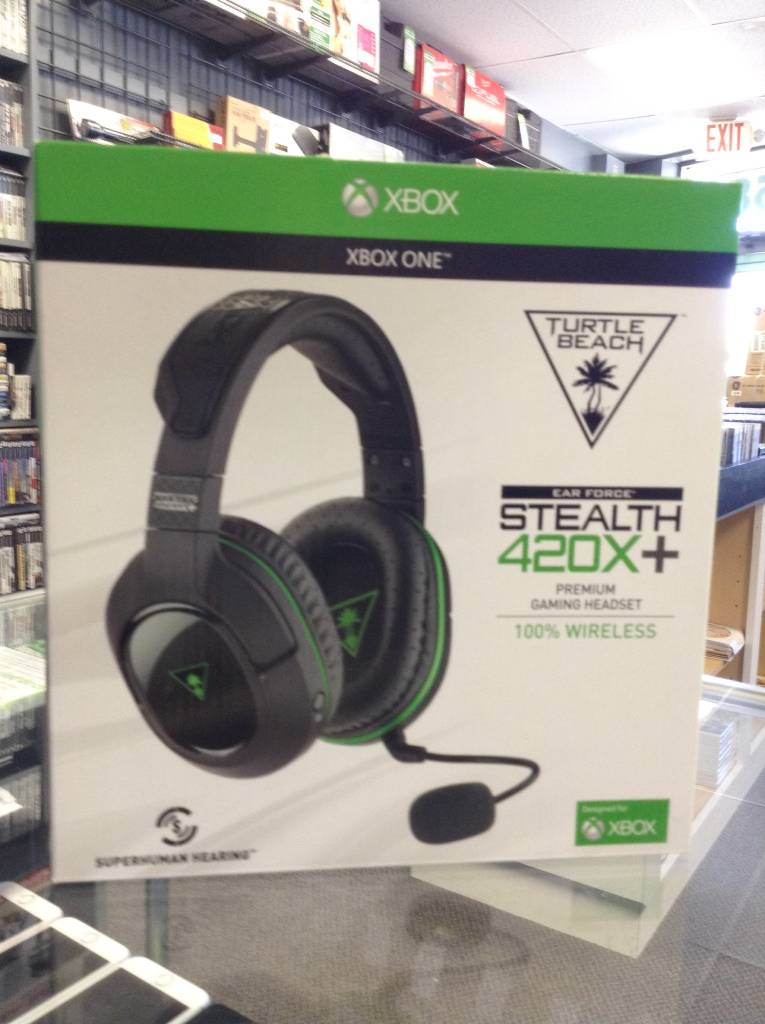Turtle Beach Stealth 420X+ Wireless Xbox One Headset - New In Box