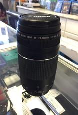 Canon EF 75–300mm f/4–5.6 III Telephoto Zoom Autofocus Lens