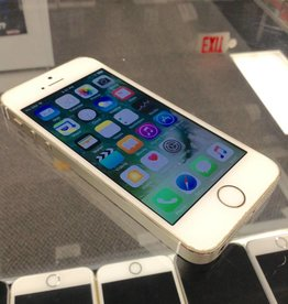 T-Mobile Only - Apple iPhone 5S - 16GB - Gold - Fair