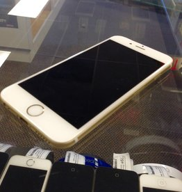 AT&T Only - Apple iPhone 6 - 16GB - White/Gold