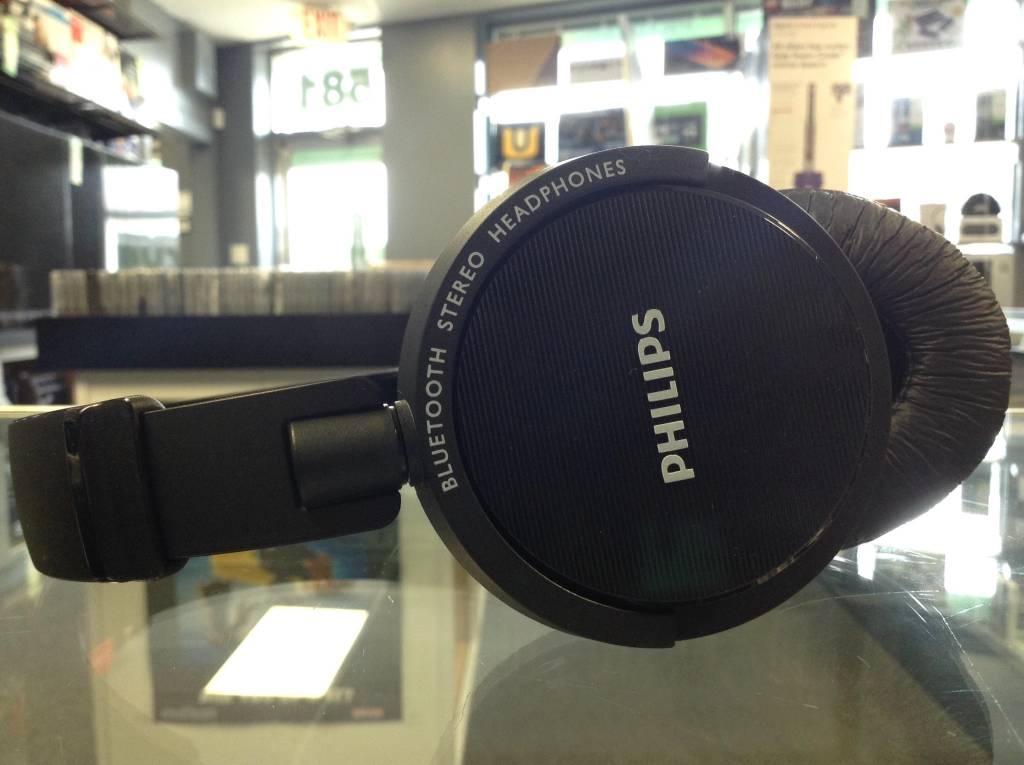 Phillips Wireless Stereo Headphones - SHB550