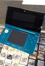 Fair Condition - Nintendo 3DS - Aqua Blue