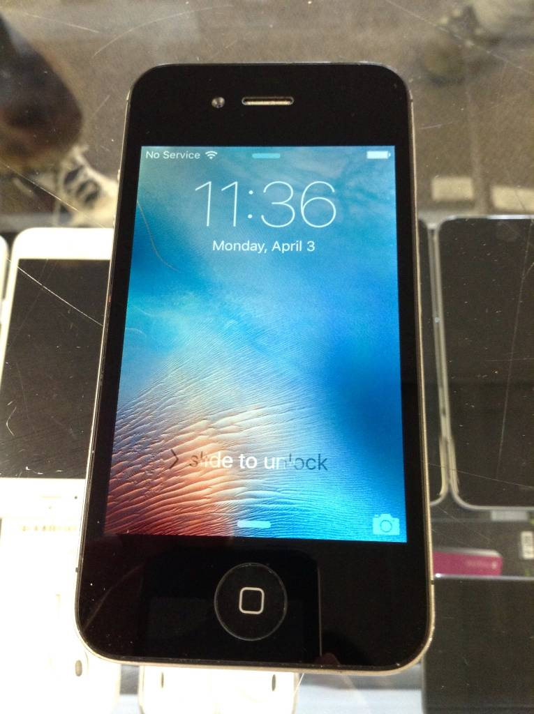 Verizon Only - Apple iPhone 4s - 16GB - Space Gray
