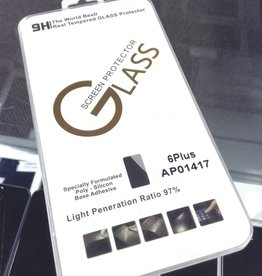 New iPhone 6 Plus/ 6s Plus Tempered Glass Screen Cover
