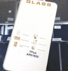 Brand New iPhone 7 Plus Tempered Glass Kit