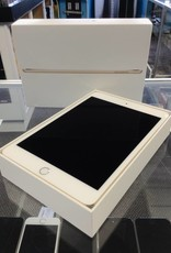 4G Unlocked - Apple iPad Mini 4 - 128GB - White/Gold
