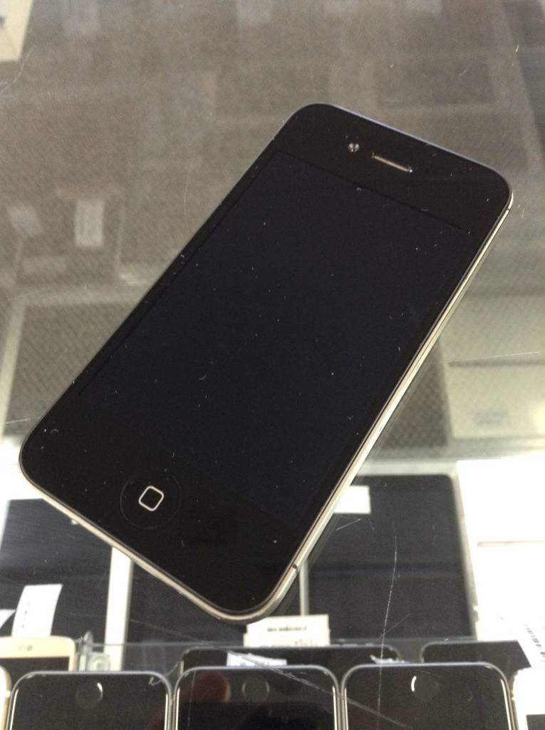 Verizon (UNSUPPOTED)  - iPhone 4S - 8GB - Space Gray