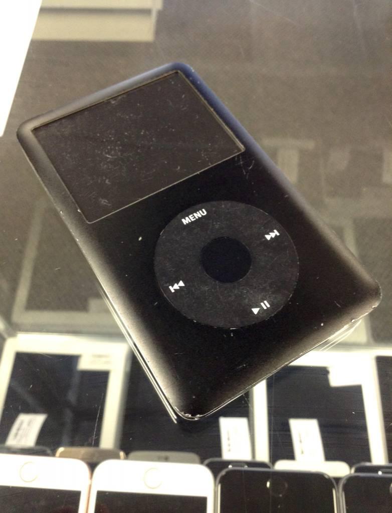 Apple iPod Classic 5th Generation - 80GB - Black - Fair