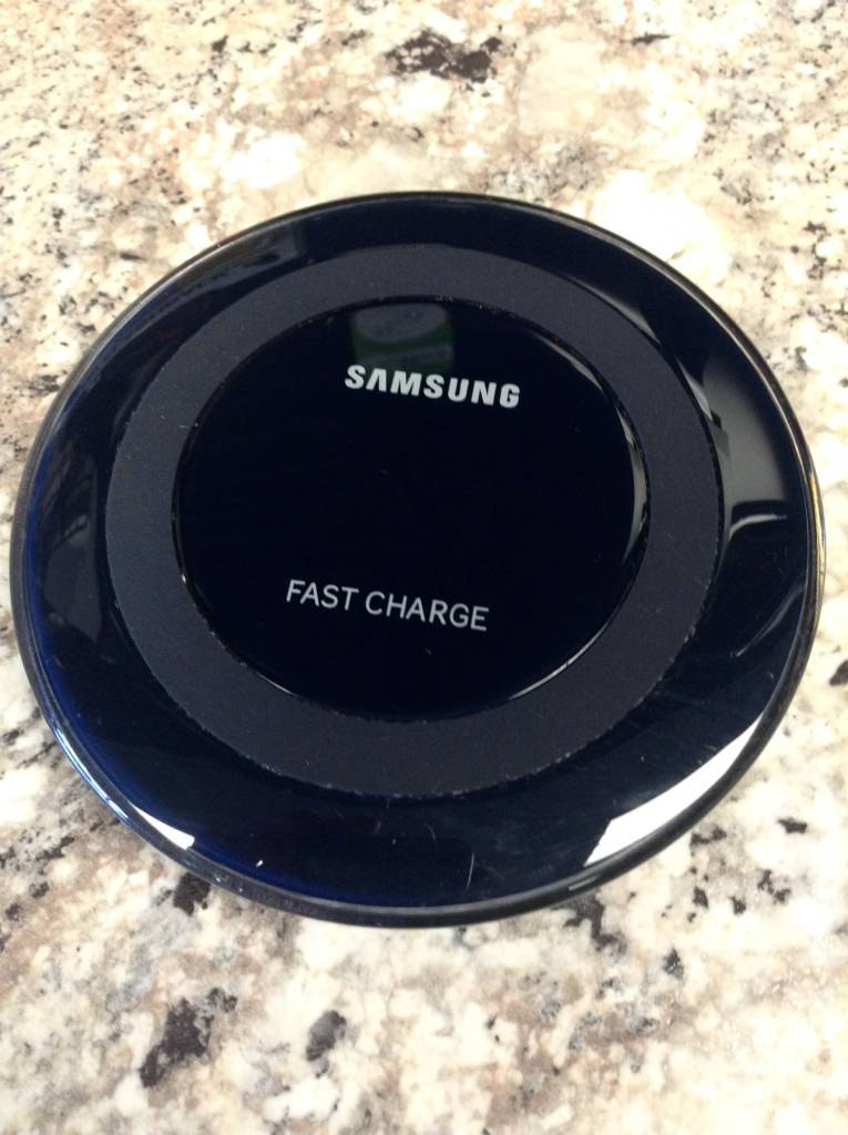Samsung Qi Fast Charger Wireless Charging Pad