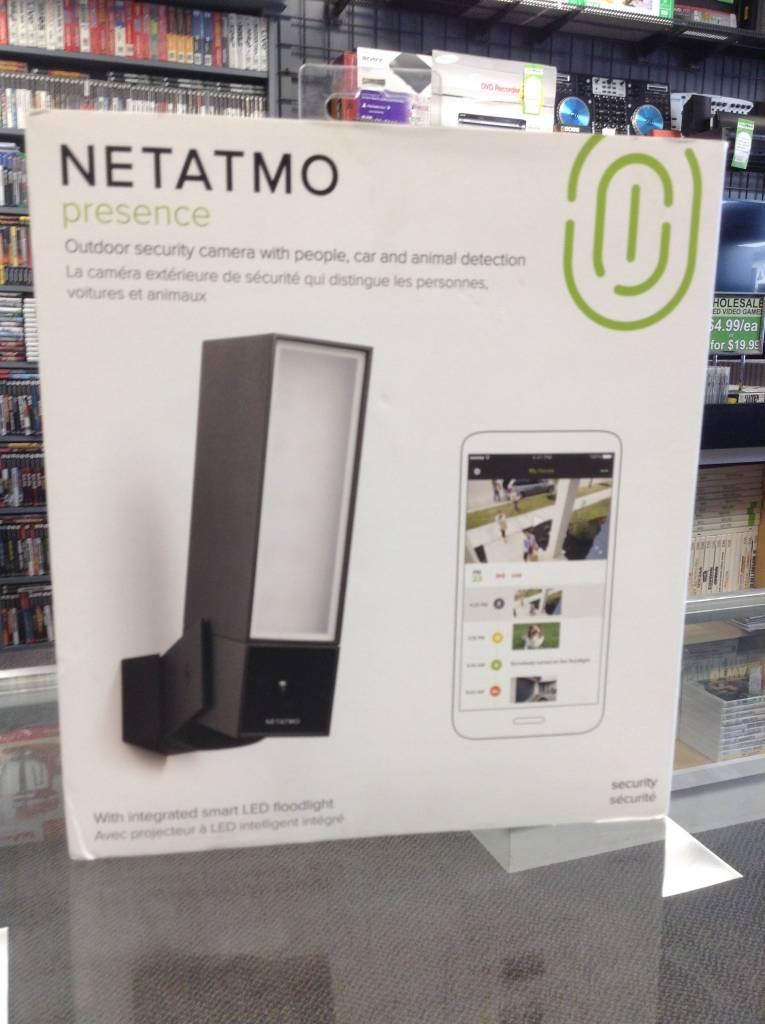Netamo Presence - Outdoor Smart Security Camera