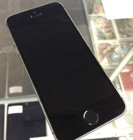 Fair - AT&T Only iPhone 5S - 16GB - Space Grey