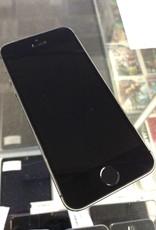 Unlocked - Apple iPhone 5S - 64GB - Fair - Space Grey/Black