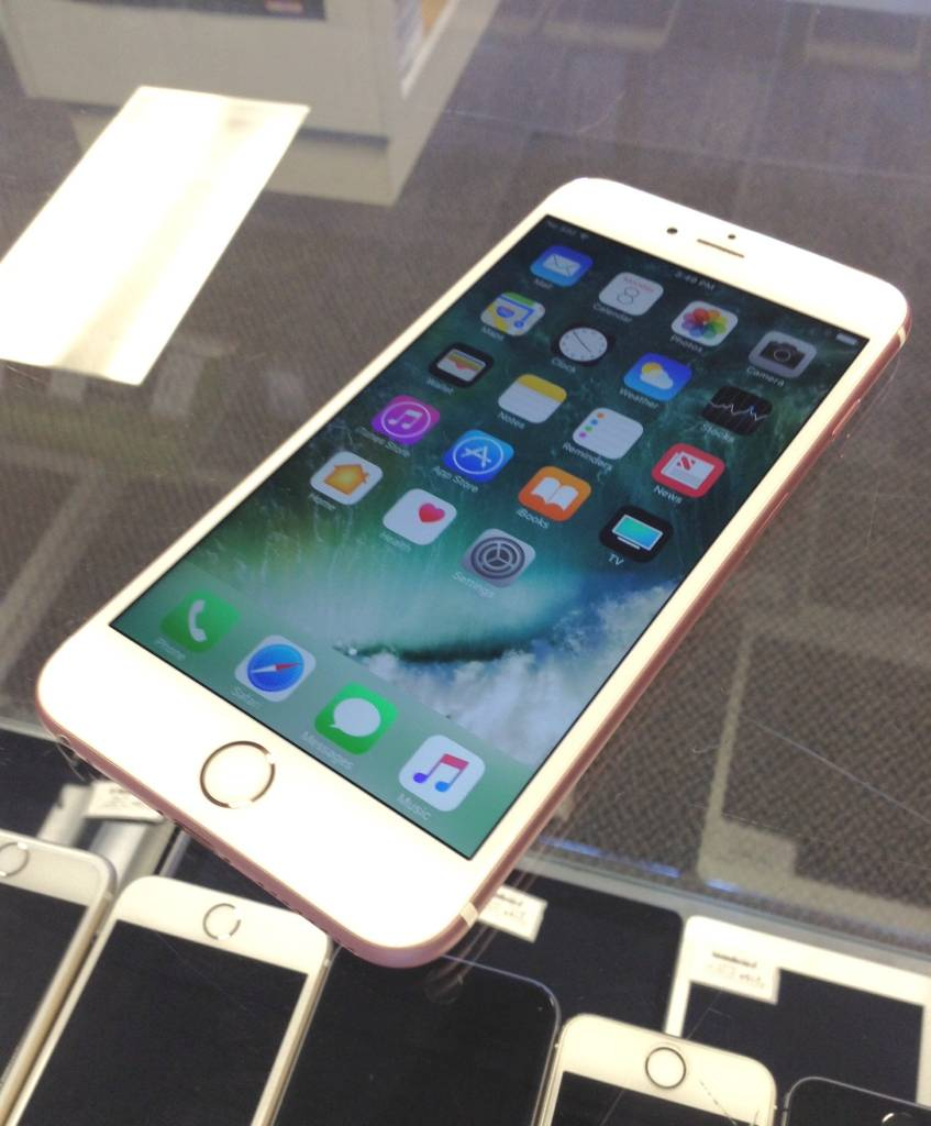 T-Mobile Only - Apple iPhone 6s - 16GB - Rose Gold - Fair
