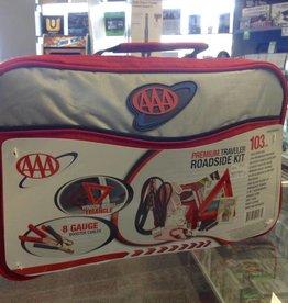 AAA AAA 103-Piece Premium Traveler Roadside Kit