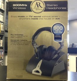 Acoustic Research 900MHz Wireless Stereo Headphones