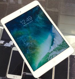 4G Unlocked - Apple iPad Mini 2nd Generation - 16GB - White
