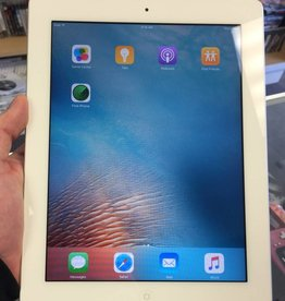 Apple iPad 4th Generation - 64GB - White