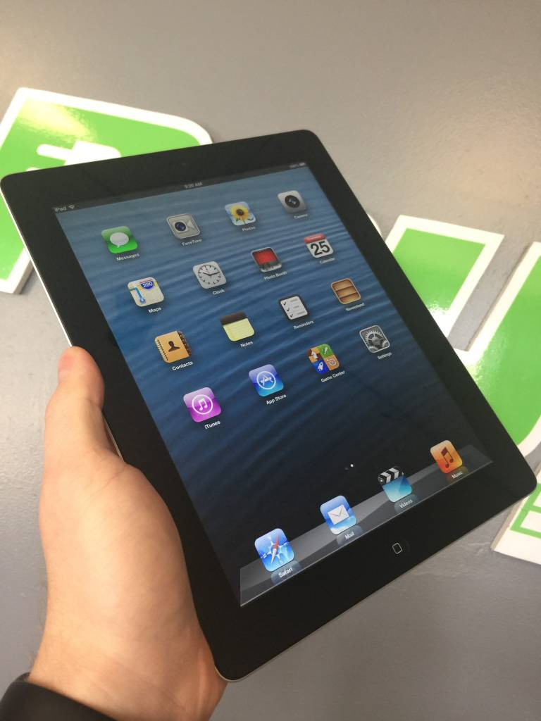 Apple iPad 4th Generation - 64GB - Space Gray - Fair