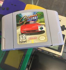 Cruis'n USA - N64