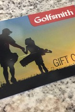 Golfsmith $50 Gift Card