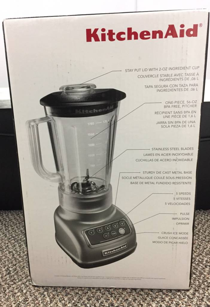 KitchenAid Classic 5-Speed Blender - New in Box