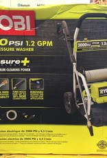 Ryobi 2000PSI Pressure Washer -  RY141900 - New in Box