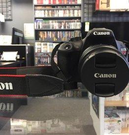Canon Rebel T5 SLR Camera w/ EF-S 18-55mm IS II Lens