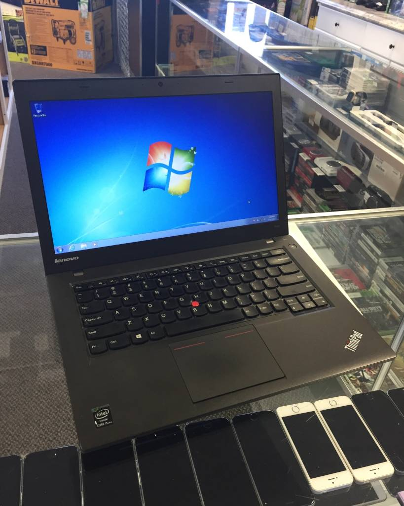 Lenovo ThinkPad T440 - i5 2.5Ghz - 8GB RAM - 500GB