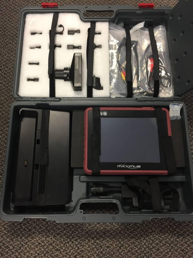 Matco Tool Maximus Car Diagnostics Tablet Kit - Mint