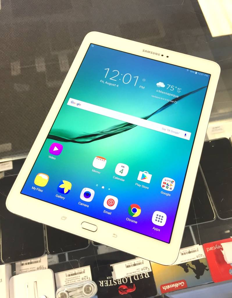 Samasung Galaxy Tab S2 - 32GB - White - 10""