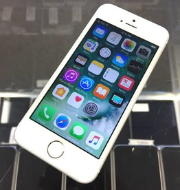 Unlocked - iPhone SE - 64GB - White/Silver