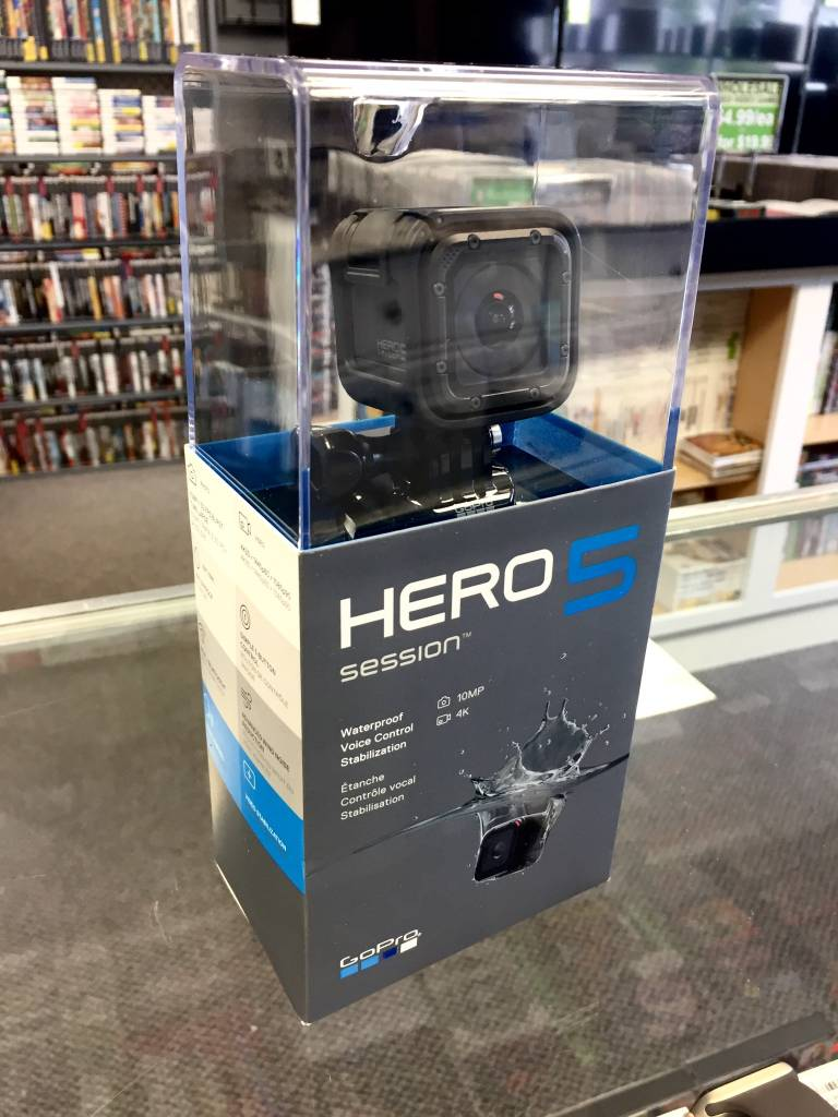 GoPro Hero 5 Session - Brand New