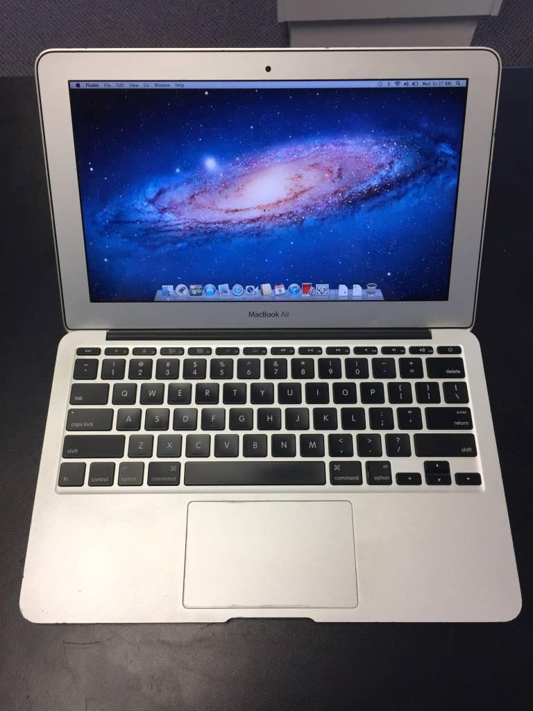 "Apple Macbook Air - 11"" Mid 2011 - Intel i5 1.6Ghz - 4GB RAM - 128GB SSD"