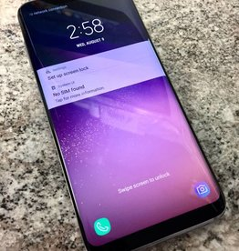 Verizon Only - Samsung Galaxy S8 - 64GB - Orchid Gray