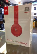 New In Box Sealed - Beats by Dre Solo 3 - Project Red Edition - Wireless Headphones