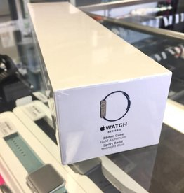 Factory Sealed - Apple Watch Series 2 - 38mm - Gold Aluminum