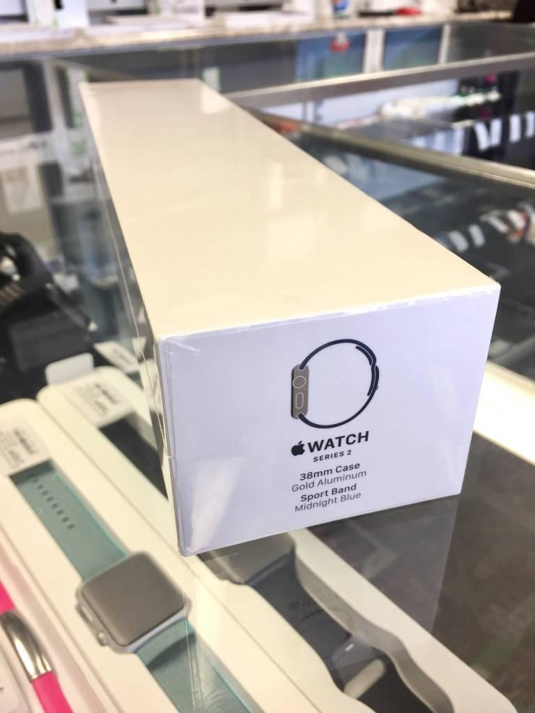Factory Sealed - Apple Watch Series 2 - 42mm - Black