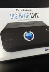 Brookstone Big Blue Live Bluetooth Speaker - New