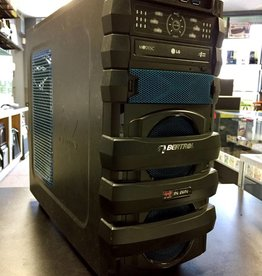 Cybertron Custom Gaming PC - AMD-4130 3.8Ghz - 8GB RAM - 1TB