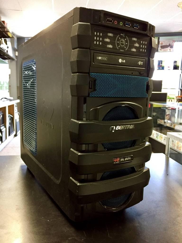 Cybertron Custom Gaming PC - AMD-4130 3.8Ghz - 8GB RAM - 1TB