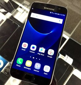 AT&T Only - Samsung Galaxy S7 - 32GB - Black Onyx