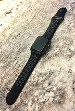 Apple Watch Series 2 - 42mm - Nike + Black  Band - Fair