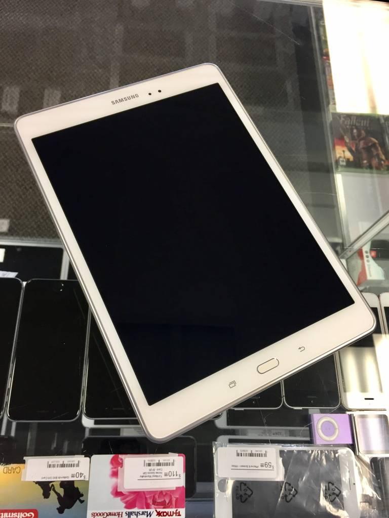 """Samsung Galaxy Tab A - 9.7"""" - 16GB - White - WIFI"""