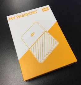 WD My Passport 4TB External Hard Drive