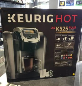 Keurig Hot Plus 2.0 K525 Series Coffee Maker