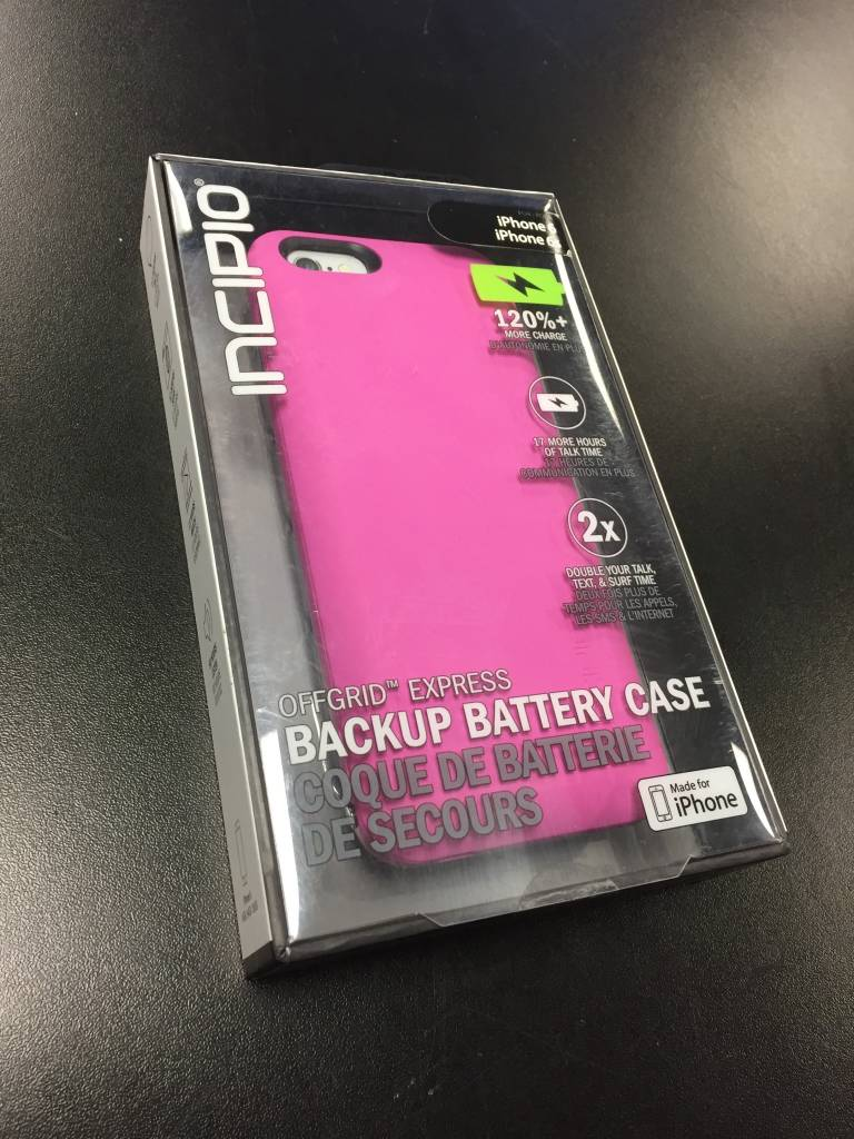 Incipio iPhone 6 120% Charge Battery Case