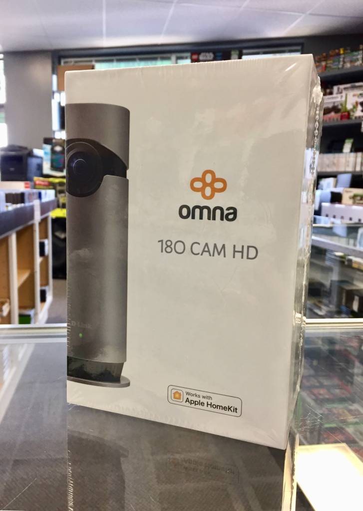 D-Link Omna 180 Indoor Smart Security Camera - 1080p