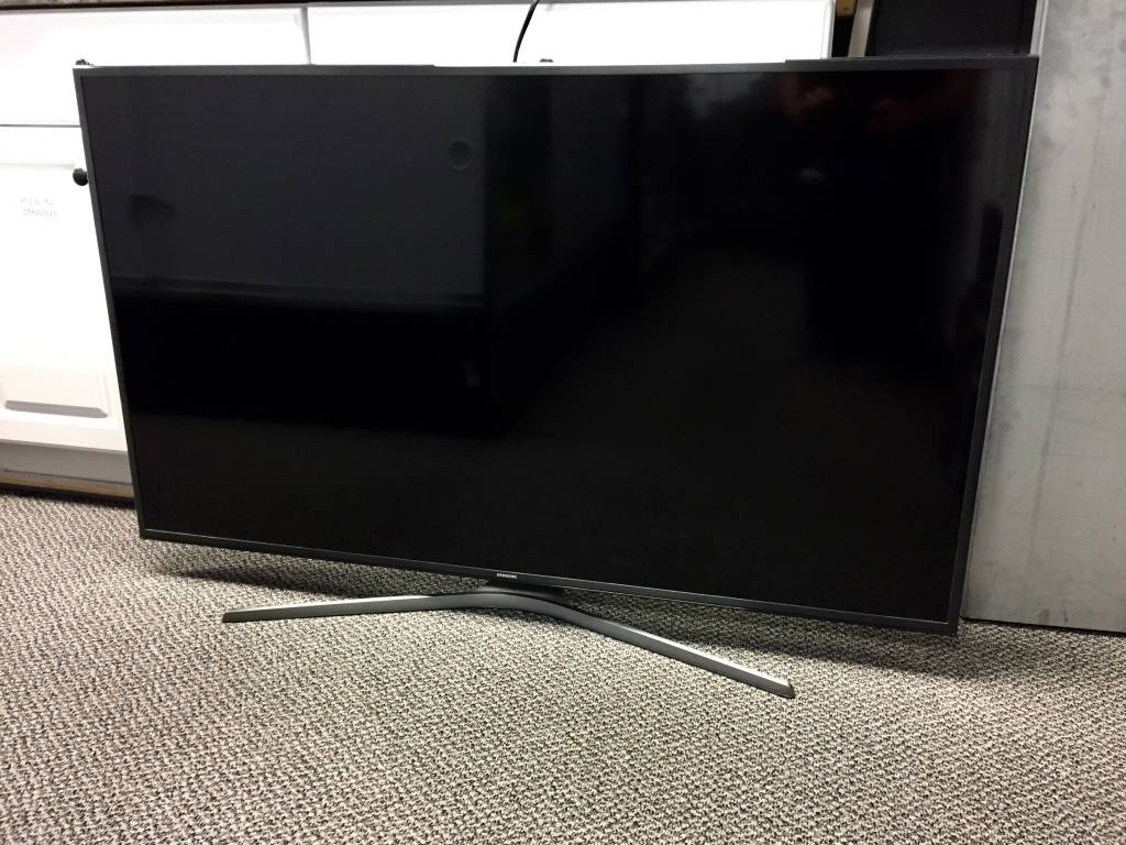 "Samsung 55"" 4K Smart TV - 120hz - UN55MU300F"